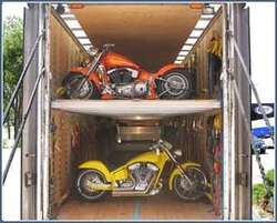 Motorcycle Shipping Service - Raleigh NC
