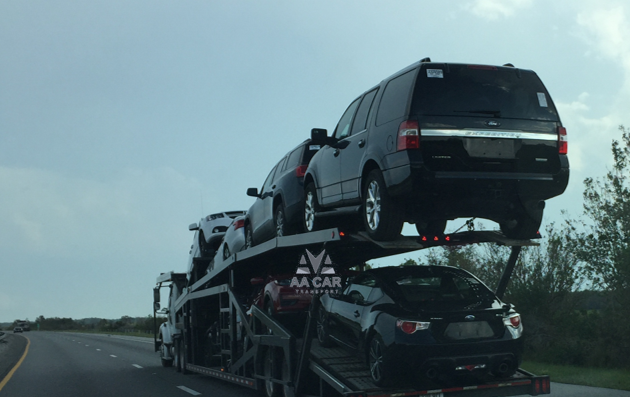 car transport in Raleigh NC